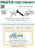 30 novembre 2019 : Repair Cafe a Haguenau